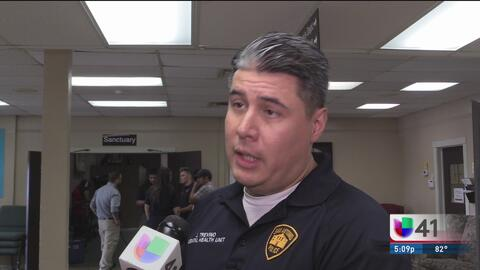 Autoridades reciben entrenamiento para atender casos de personas con problemas mentales