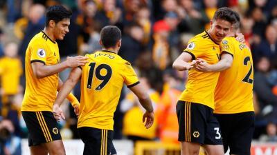 En fotos: Wolves sumó un nuevo triunfo con 90 minutos de Raúl Jiménez