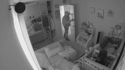 Pesadilla familiar: un ladrón merodea por una casa del norte de California mientras los niños duermen