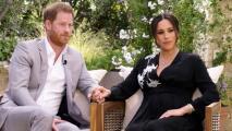 Meghan aumenta el suspenso: es Harry quien protagoniza el avance de la entrevista con Oprah