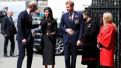 La boda de Harry y Meghan: vestido, invitados y otros datos imprescindibles sobre el casamiento del año
