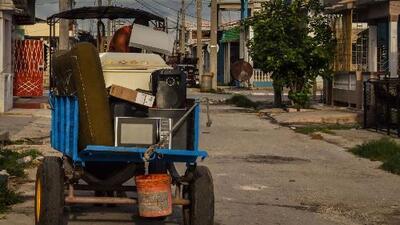 El desolador paso del huracán Irma por República Dominicana y Cuba