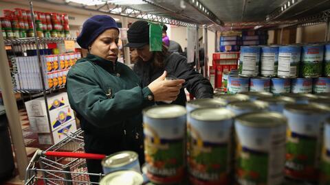 Beneficiarios de los cupones de alimentos en Nueva York podrán comprar y pagar su comida por internet