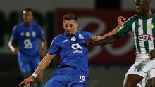 El Porto suma 3 puntos como visitante al Vitoria Setúbal