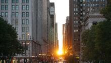 ¿Qué es el Chicago-henge?: Cuándo y dónde podrías ver este único fenómeno