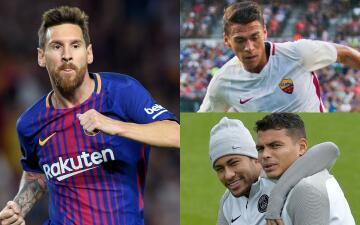 Regresa la Champions League con latinoamericanos en acción en comienzo de fase de grupos