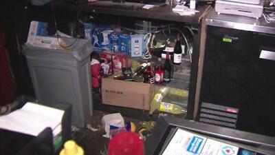 Se registra un apagón en Ridgecrest luego del sismo de magnitud 7,1 que estremeció el sur de California