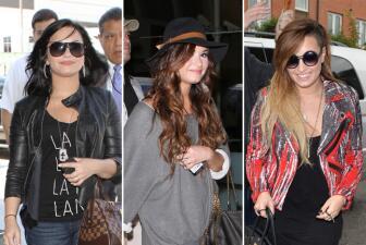 Sigue paso a paso el estilo de Demi Lovato