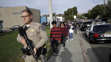 Cuatro tiroteos en cinco días dejan víctimas fatales en Los Ángeles, San Diego, Fresno y Oklahoma