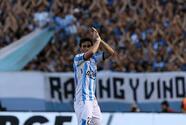 Diego Milito se despide del fútbol entre lágrimas y victoria del Racing en Argentina