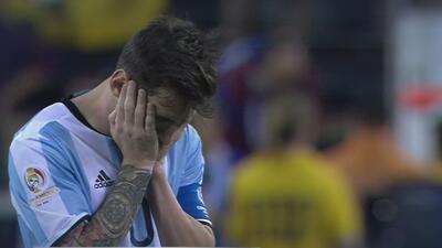 Cómo explicar a los hijos por qué Messi se quitó la camiseta