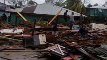 Ley del régimen de Ortega impide que ayudas internacionales lleguen a los afectados por Iota en Nicaragua