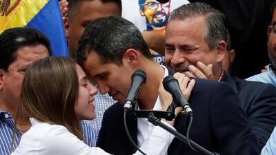 Fabiana Rosales, esposa del presidente interino de Venezuela Juan Guaidó, dará conferencia de prensa en Nueva York