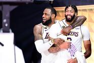 Anthony Davis firmará un nuevo contrato con los Lakers