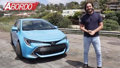 Toyota Corolla Hatchback 2019 | Prueba A Bordo completa