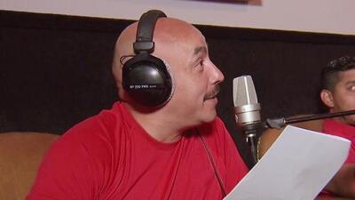 Lupillo Rivera ya es toda una estrella de radio