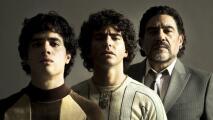 Así el teaser de la nueva serie biográfica sobre Diego Maradona
