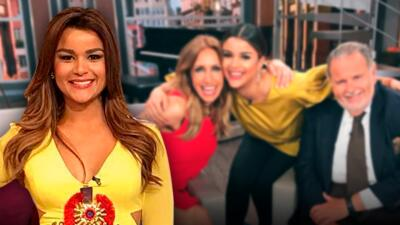 Retrojueves: el día que Clarissa Molina debutó en El Gordo y La Flaca