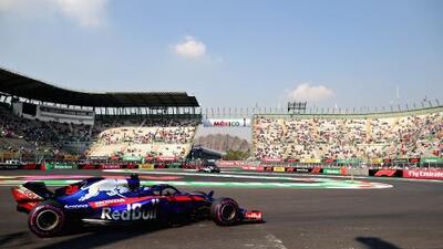 La Fórmula 1 da a conocer el calendario para la temporada 2019