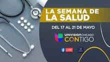 Univision Chicago presenta Semana de la Salud Virtual 2021: Problemas de salud que afectan a los hispanos