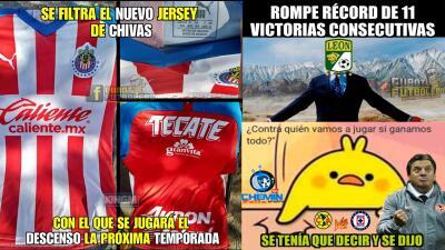 Memelogía: el humor para comenzar la Jornada 14 del Clausura 2019