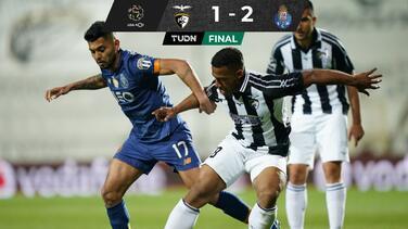 Con el Tecatito y autogoles, Porto derrota al Portimonense