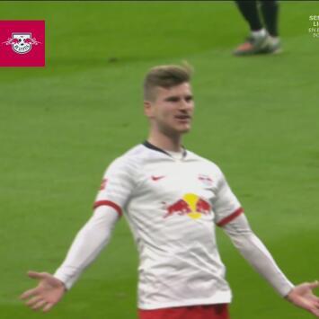 RB Leipzig sigue imparable en la Bundesliga