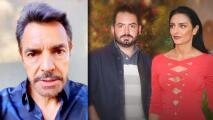 """""""Qué vergüenza"""": los hijos de Eugenio Derbez reaccionan a su video """"tocándose"""""""