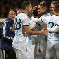 Siguen las dudas… Con gol agónico, Argentina venció a Marruecos