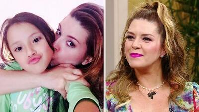 Alicia Machado ha salido a defender a su hija de los ataques de la gente (porque dicen que no se parece a ella)