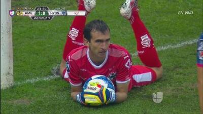 ¡Ibargüen se perdió el segundo gol de las Águilas!