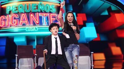 Ángel: 'Lourdes Stephen es una mujer muy cariñosa and I love her'