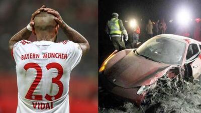 La vez que Arturo Vidal pudo fichar por el Real Madrid y su 'vida alocada' lo impidió
