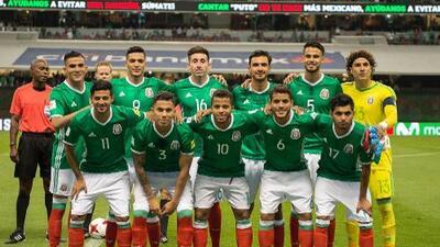 México anuncia partido amistoso para septiembre