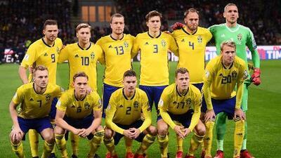 Jugadores de Suecia creen que México se ubica en Sudamérica y está cerca a Chile