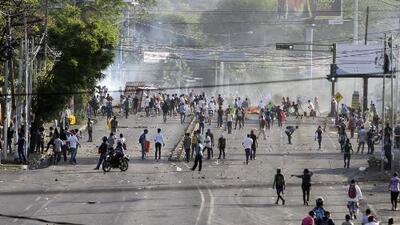 Nicaragua naufraga en una crisis política mientras sus estudiantes piden la salida del presidente Daniel Ortega