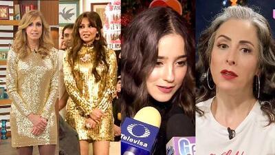 Lo más visto: Lili Estefan se viste como Thalía, Adriana Lavat habla de su divorcio con Rafa Márquez y ex de Julián Gil suelta la lengua
