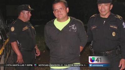 Capturan en Guatemala al fugitivo más buscado de New Jersey