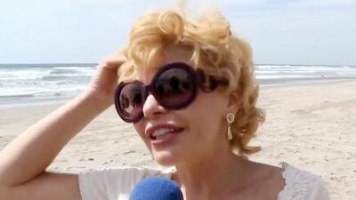 Le preguntaron a Itatí Cantoral si su vida se parece a la de Silvia Pinal, y esta fue su respuesta