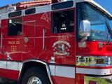 Bomberos de Alameda investigan una serie de incendios; la policía busca una persona de interés