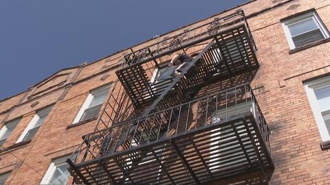 ¿Qué tan seguras y efectivas son las escaleras de incendios?