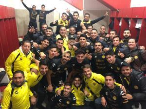 En fotos: el sueño de Dorados y Maradona continúa, ya están en semifinales
