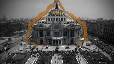Bellas Artes como catedral para Juan Gabriel