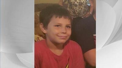 Encuentran a niño de Georgia que desapareció de su casa antes de salir hacia la escuela