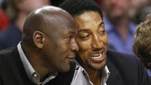 "Scottie Pippen le pegó a Michael Jordan por ""The Last Dance"""