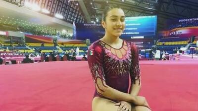 La decisión de Frida: la difícil elección que tuvo que hacer una gimnasta olímpica