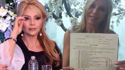 Daniela Castro muestra la evidencia de su inocencia y lanza una advertencia a quienes no le creen
