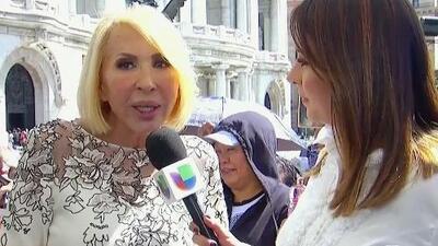 """Anel """"ha sufrido muchísimo"""": Laura Bozzo sobre la reacción de su amiga tras la división de las cenizas de José José"""