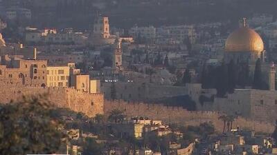 En medio de fuertes tensiones, Estados Unidos abre su nueva embajada en Israel
