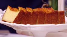 Receta de pan de maíz del chef Antonio Bachour con sus tres deliciosas ideas para servirlo en Thanksgiving